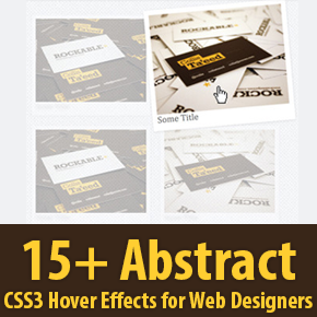 CSS3 Hover Effects for Web Designers Thumbnail