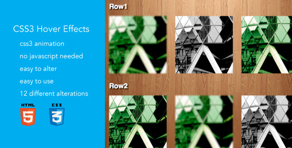 Hover Effects WordPress Plugin