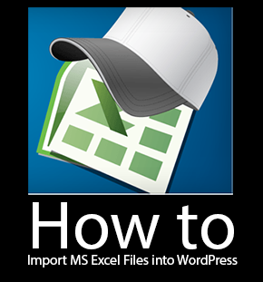 How to Import MS Excel Files into WordPress