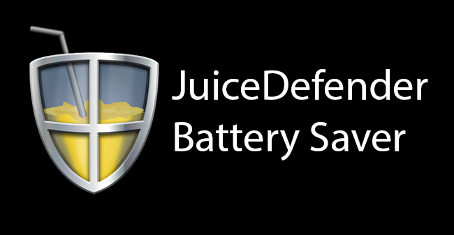 JuiceDefender Battery Saver
