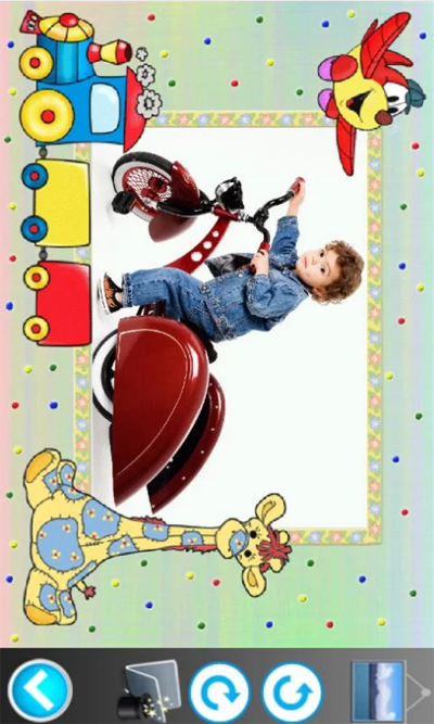 Kid Photo Frames Android