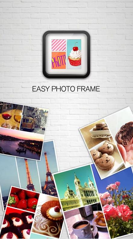 Photo Frame Free Easy Collage