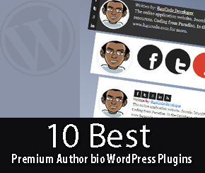 Premium Author Bio WordPress Plugins thumbnail