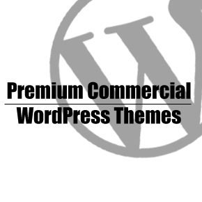 Premium Commercial WordPress Themes thumbnail