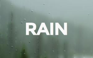 RAIN - Responsive Ghost Theme