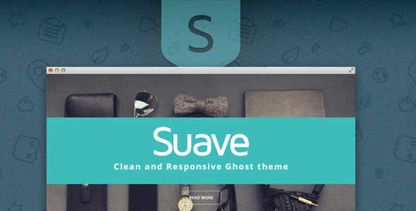 Suave Ghost Theme