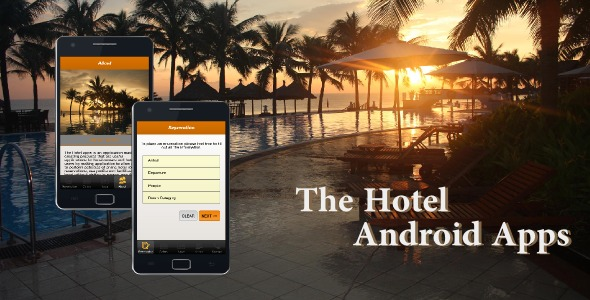 The Hotel Android