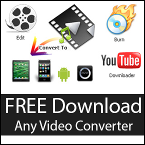 Any Video Converter Thumbnail