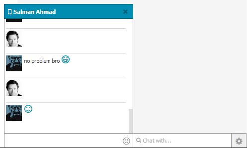 Facebook Like Chat Widget WordPress
