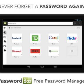 PasswordBox Free Password Safe Screenshot 05