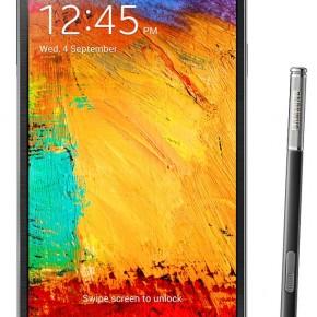 Samsung Galaxy Note 3 N900 Screenshot 01