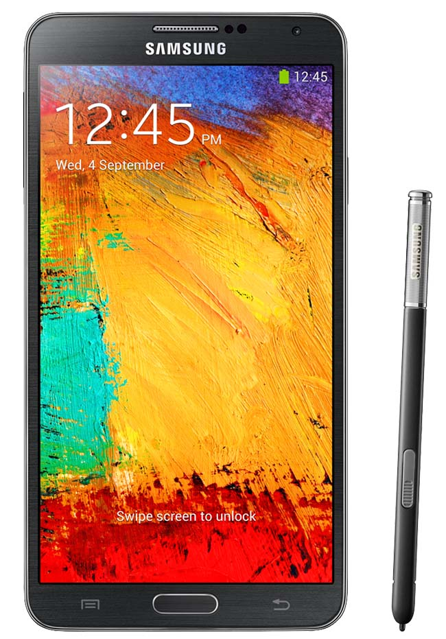 Samsung Galaxy Note 3 N900 with Android 4.4.2 KitKat (Complete Specs)