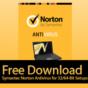 Free Download Symantec Norton Antivirus for 32/64-Bit Setups