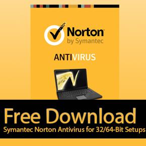 free download symantec norton antivirus for 32 64 bit setups. Black Bedroom Furniture Sets. Home Design Ideas