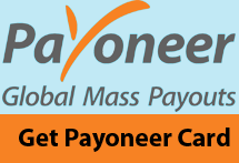 How to Get Payoneer Card at your Home Door