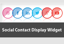 Social Contact Display Widget thumbnail