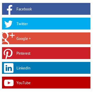 Social Contact Links