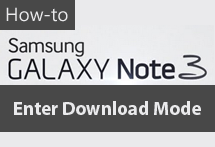How to Enter Download Mode in Samsung Galaxy Note 3