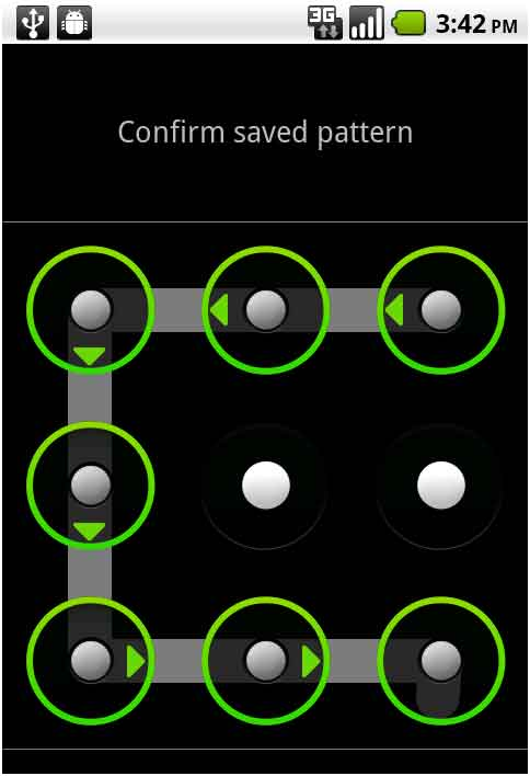 Android Pattern Lock Apps