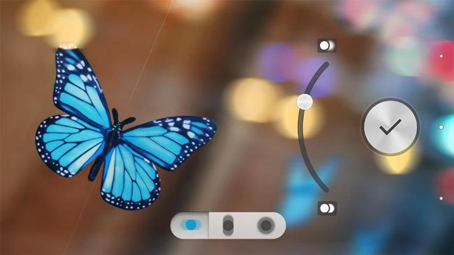 Background Defocus Sony Xperia