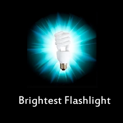 Brightest Flashlight Free for Android Thumbnail