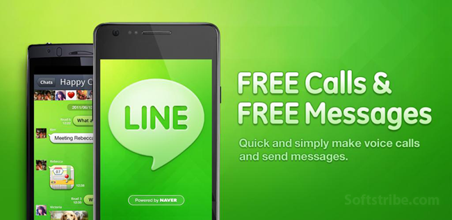 LINE Messenger in PC
