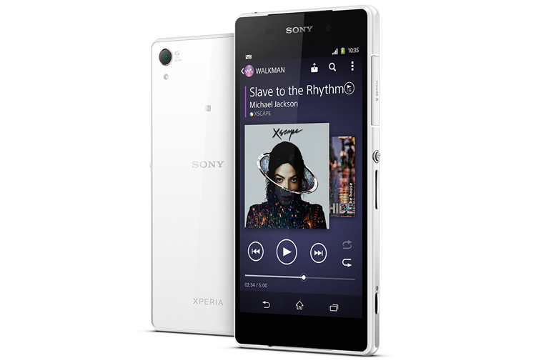 Sony Xperia Z2 with Android Kitkat 4.4.2 with Complete Specs