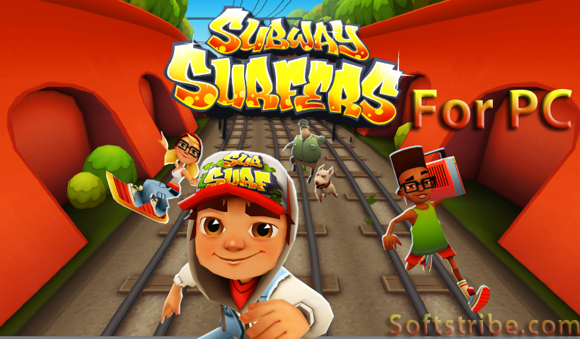How to Download and Install Subway Surfers in PC/Laptop