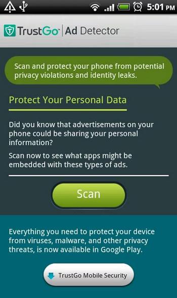 TrustGo Ad Detector Android