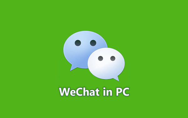 WeChat in PC