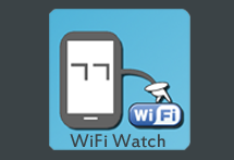 App of the day: WiFi Watch for Android