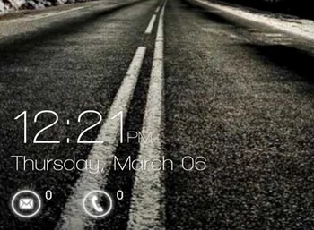 Get Windows 8.1 Lockscreen Theme for Android