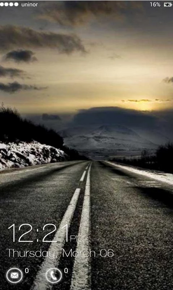 Windows 8.1 Lockscreen Theme for Android