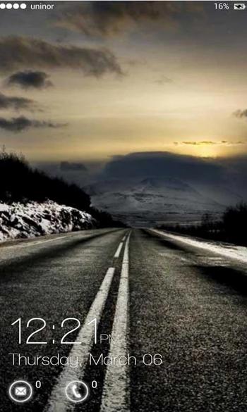 Windows 8.1 Lockscreen Theme for Android