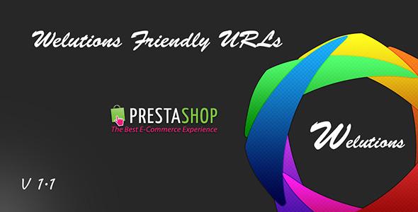 Welutions Friendly URLs for Prestashop