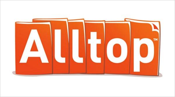 Alltop, an aggregator