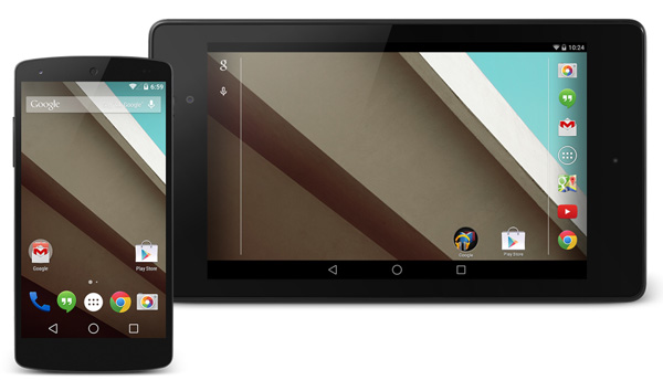 The Android L Release: Developers with a Sweet Tooth in for a Treat