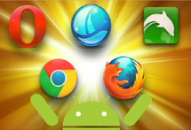 Internet Browser Android Apps Thumb