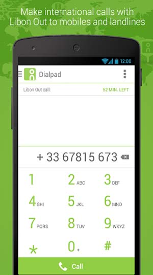 Libon Free Calls & Voicemail for Android