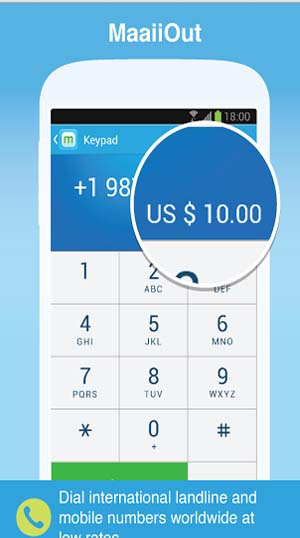 Maaii Free Calls & Messages for Android