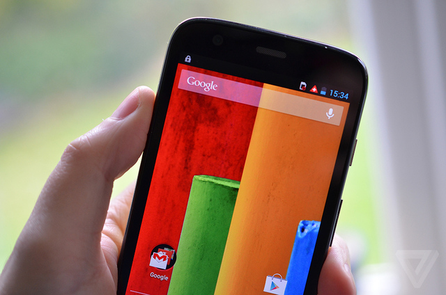 Moto G on Verizon Gets Android 4.4.4 KitKat Update