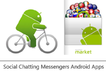 Social Chatting Messengers Android Apps