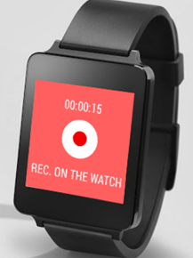 Wear Audio Recorder for Wear Android Devices 01