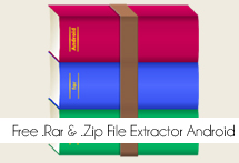 Free Rar and Zip File Extractor Android