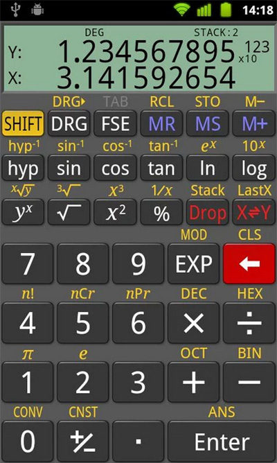 Top 5 Best Scientific Calculator Android Apps