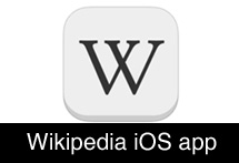 Wikipedia iOS app Help iPhone Users to Easily Edit Wikipedia Articles