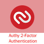 Authy 2-Factor Authentication Thumb