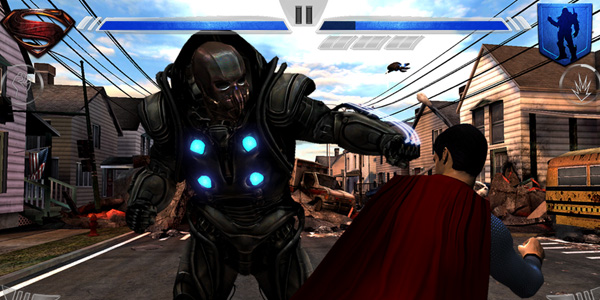 Man of Steel Game for Android