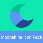 Download Moonshine Icon Pack 1.7 .apk File for Android
