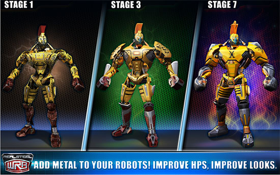 Real Steel World Robot Boxing Game Android
